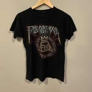 Vintage Fall Out Boy Concert T-Shirt